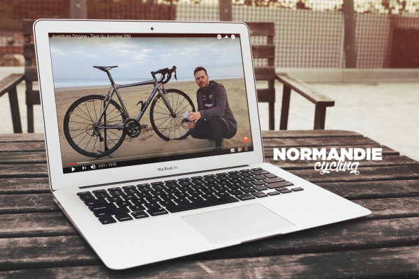 Normandie Cycling - Test Axxome 350