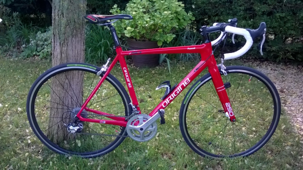 Axxome 250 - Campagnolo Potenza
