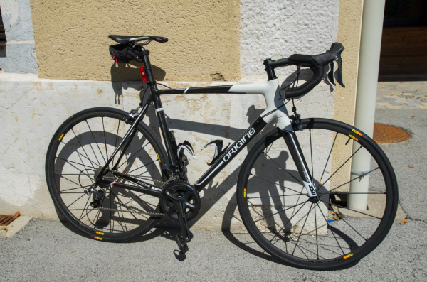 Axxome 350 Ultegra / R-Sys SLR