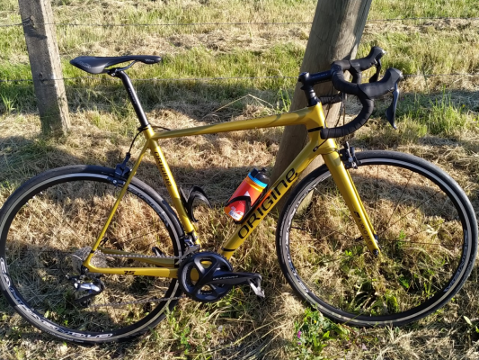 Axxome II RS - Ultegra R8000 - Campagnolo Zonda