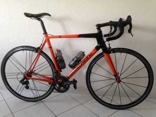 Axxome RS2 - Campagnolo Chorus - Shamal Ultra