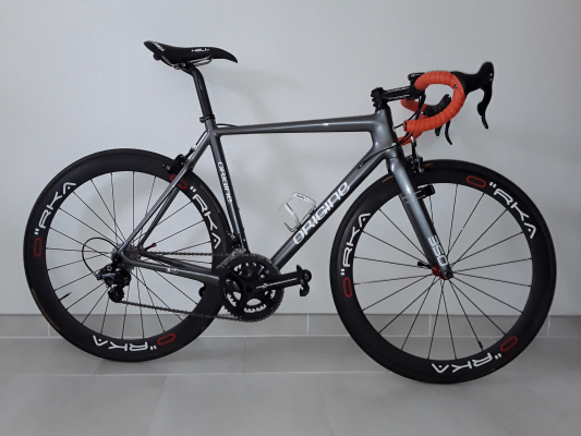 Axxome 350 - Campagnolo Potenza