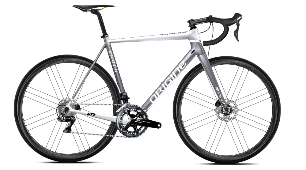 Vélo de course Axxome II GTR Disc LR87 Ice Edition